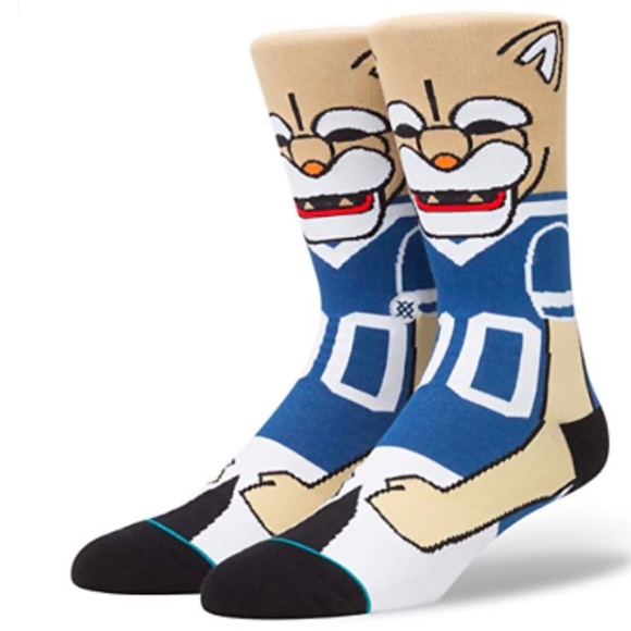 Stance Other - Stance Brigham Young University Cosmo Socks - M